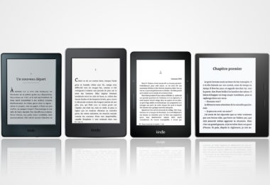 Comparatif Kindle