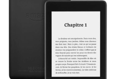 Nouvelle Kindle Paperwhite