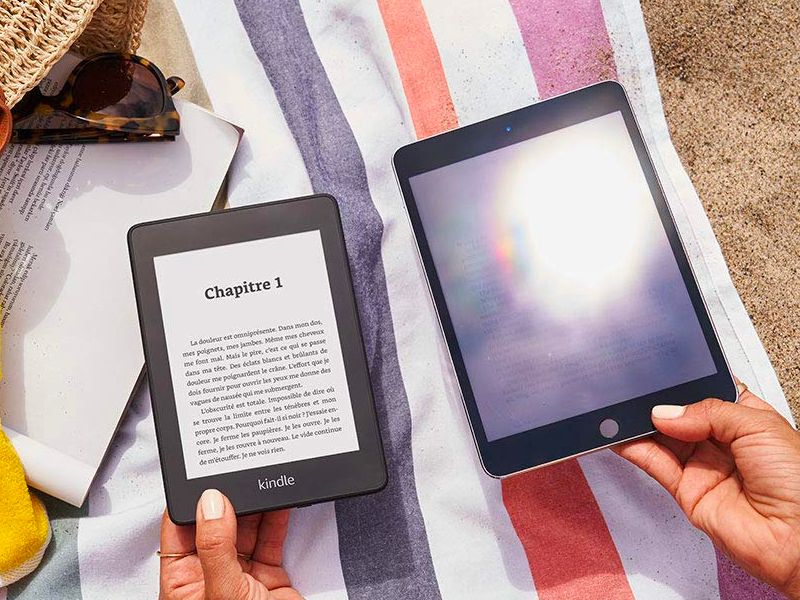 Ecran Nouveau Kindle Paperwhite